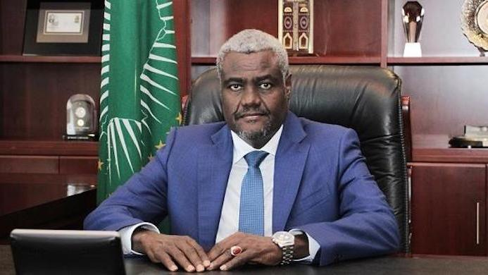Chairperson of the African Union Commission, Moussa Faki Mahamat
