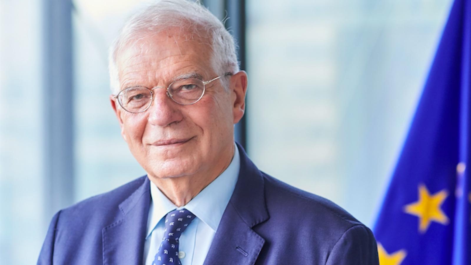 HR/VP Josep Borrell