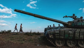 The Ethiopian government has repeatedly denied targeting civilians during its operations
