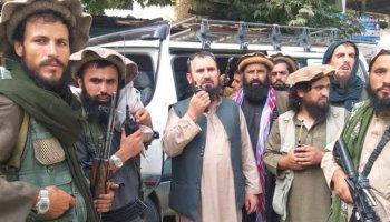 Chief of Army Staff of the Taliban government, Qari Fasihaddin