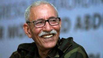 Brahim Ghali, new secretary general of Polisario Front and president of the Sahrawi Arab Democratic Republic (SADR)