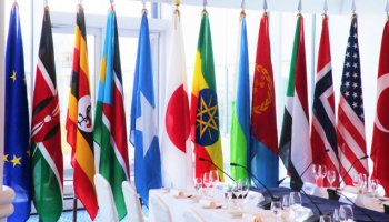 Somalia's international partners