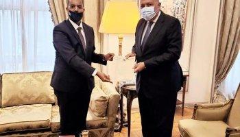 Somali Ambassador to Egypt